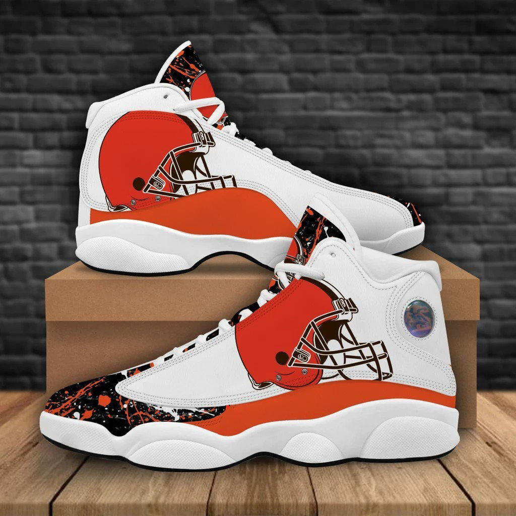 [Cleveland Browns] Sneaker Limited Edition!