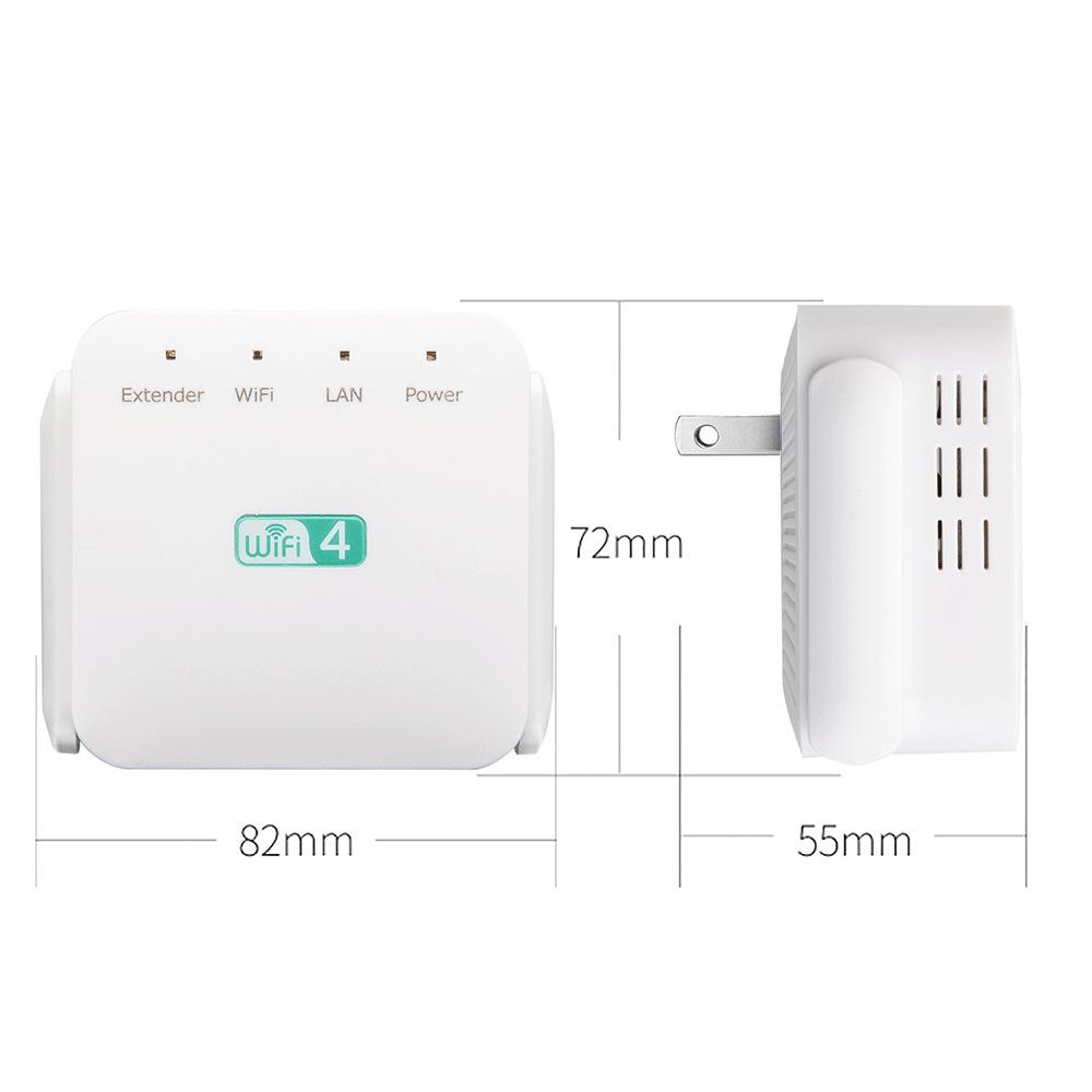 Mobile phone wifi signal booster