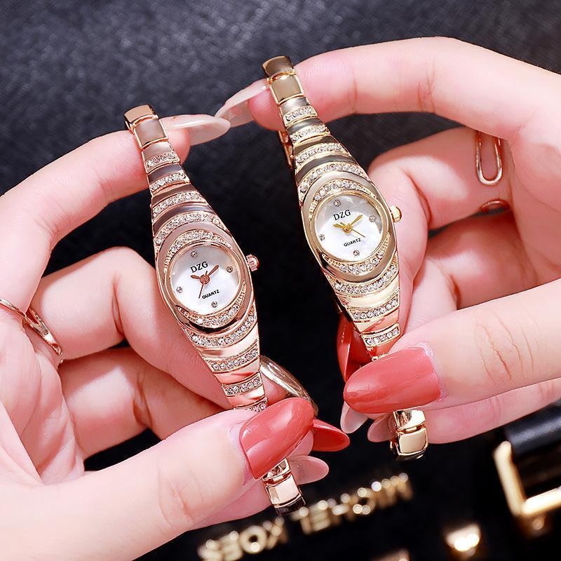 Fritillary Bracelet Lady Sparkling Watch Perfect Gift!