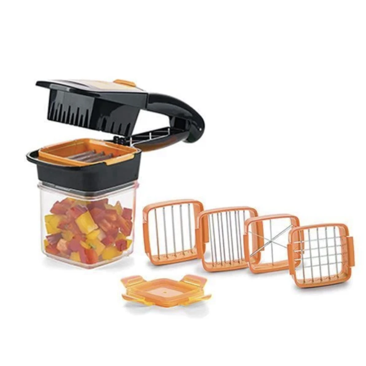 Multifunctional Dicing And Grater