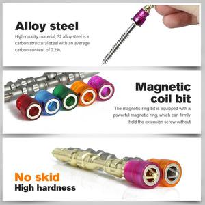 Magnetic coil bit - Buy more save more