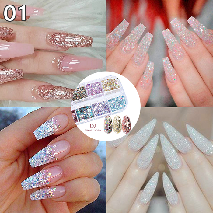 🔥【Hot Sale-50%OFF】2020 New Style Nail Sticker