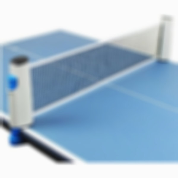 AHOME7 - Portable Retractable Table Tennis Net Rack
