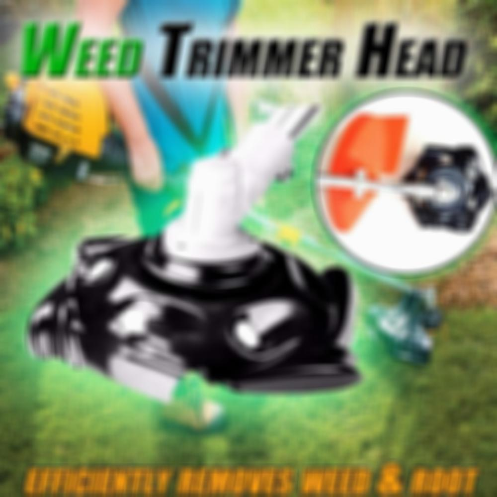 50% OFF TODAY ONLY - Break-proof rounded edge weed trimmer