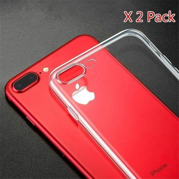 2 pack SAMSUNG/HUAWEI/IPhone 11 case Ultra-thin soft TPU gel original transparent box for iPhone 11 11 Pro Max Xs Max Xs Xr 8 8plus 7 7plus 6 6plus 5s more crystal transparent silicone mobile phone case
