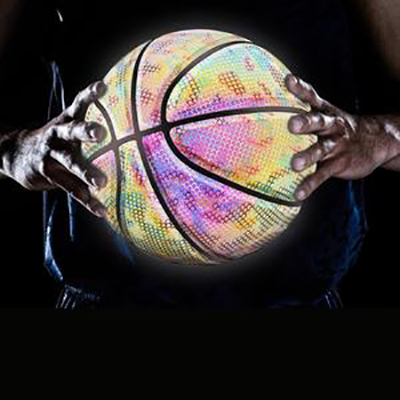 Holographic Glowing Reflective Basketball-Buy 2 Free Shipping & Save$10