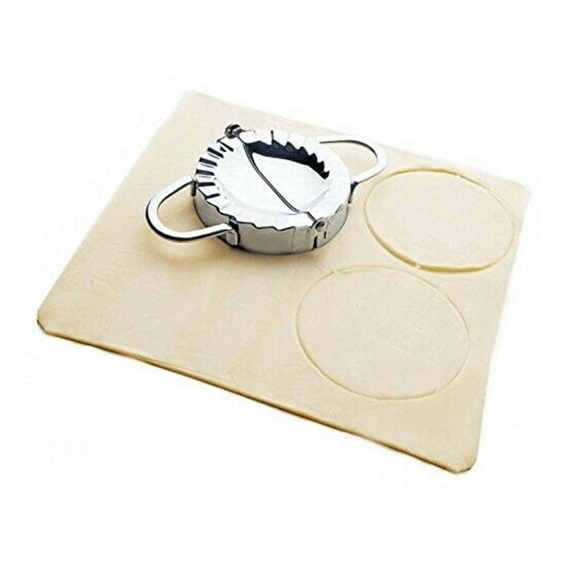 Stainless Steel Dumpling Maker Dough Cutter Pie Ravioli Wrapper Dumpling Mould
