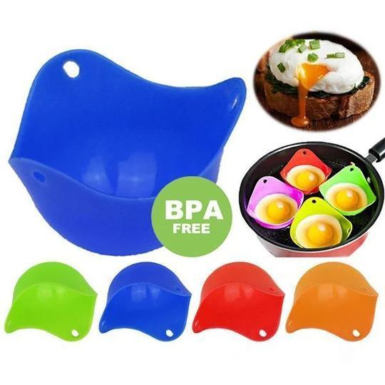 Silicone Egg Poachers🔥BUY MORE SAVE MORE🔥