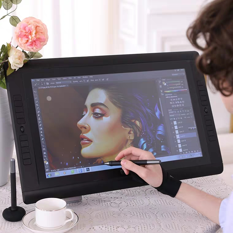 HD Graphics Drawing Digital Tablet Monitor