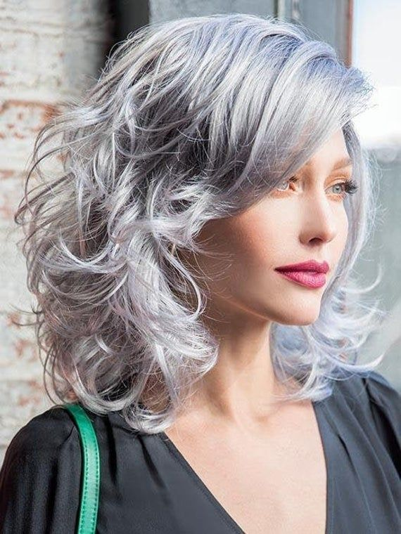 2020 Best Lace Front Wigs Gray Highlights For Men Light Green Hair Half White Half Pink Wig Light Pink Wig Short