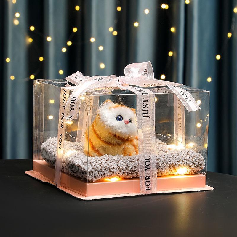 Simulation Cute Pet for Holiday Gift
