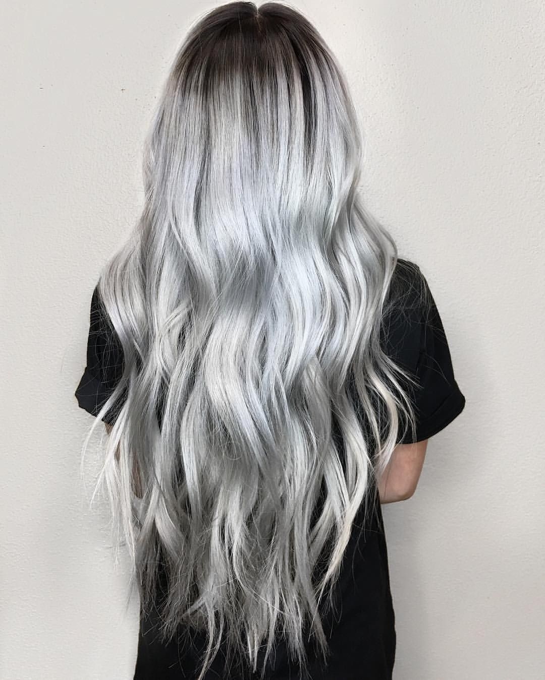 2020 New Gray Hair Wigs For African American Women Embracing Gray Hair At 30 Hair Treatment For White Hair Grey Hair At 25 Female Extra Long Wigs Couture Wigs