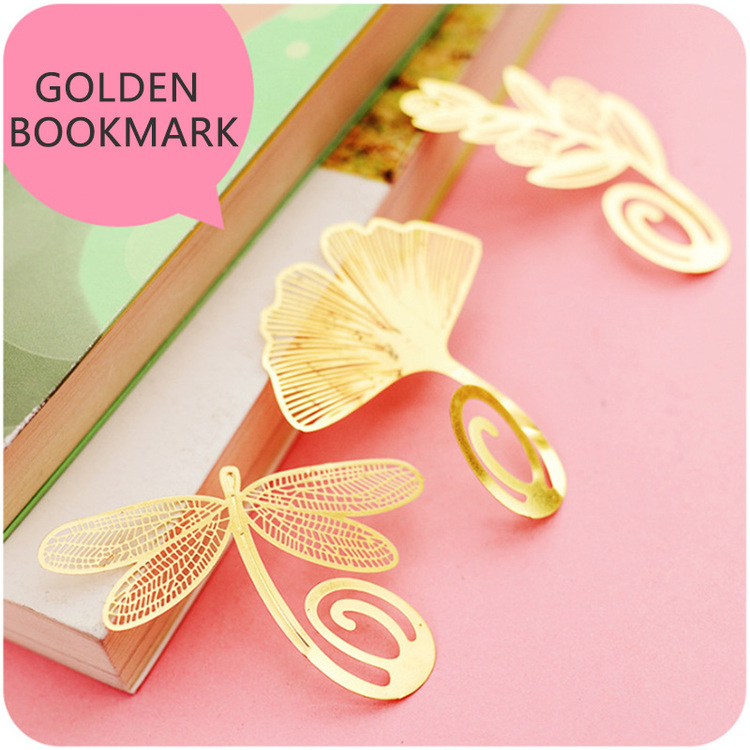 High-end boutique bookmarks