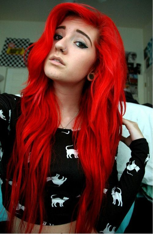 Red Wigs Lace Front Fiery Red Hair Medium Length Hairstyles For Thick Hair 2018 Haircuts For Thick Wavy Hair Haircuts For Round Faces 2019 Best Curling Irons Hair Style Boys 2019