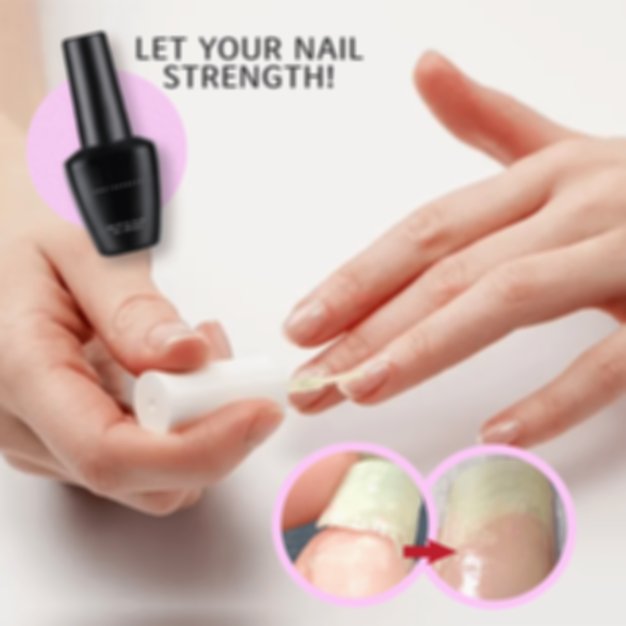 Nail Repair Protection Gel