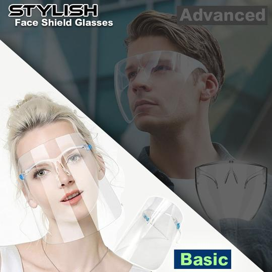 [FDA Approved]2020 NEW Fashion Style-Transparent Glasses - Ships From USA (19857 SOLD ON AUG)