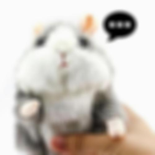 (Buy More Save More)Talking hamster - Best Christmas Gift