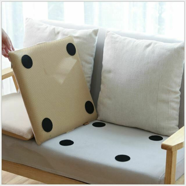 10/20/40 Pairs Multifunctional Self-adhesive Circular Velcro Sofa Cushion Bed Sheet Non-slip Holder