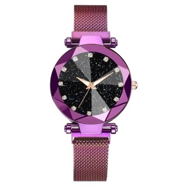 (🎄Early Christmas Sale🎄- Save 50% OFF) Starry Star Magnetic Watch for Women(Buy 2 Free Shipping)