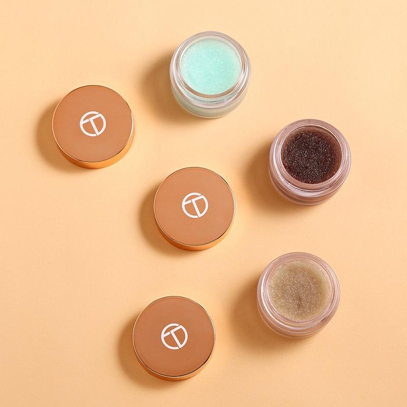 3 Colors Lip Scrub Smooth and Tender