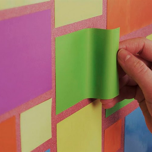 MAGNETIC: Paper That Sticks to Walls (80 pages)