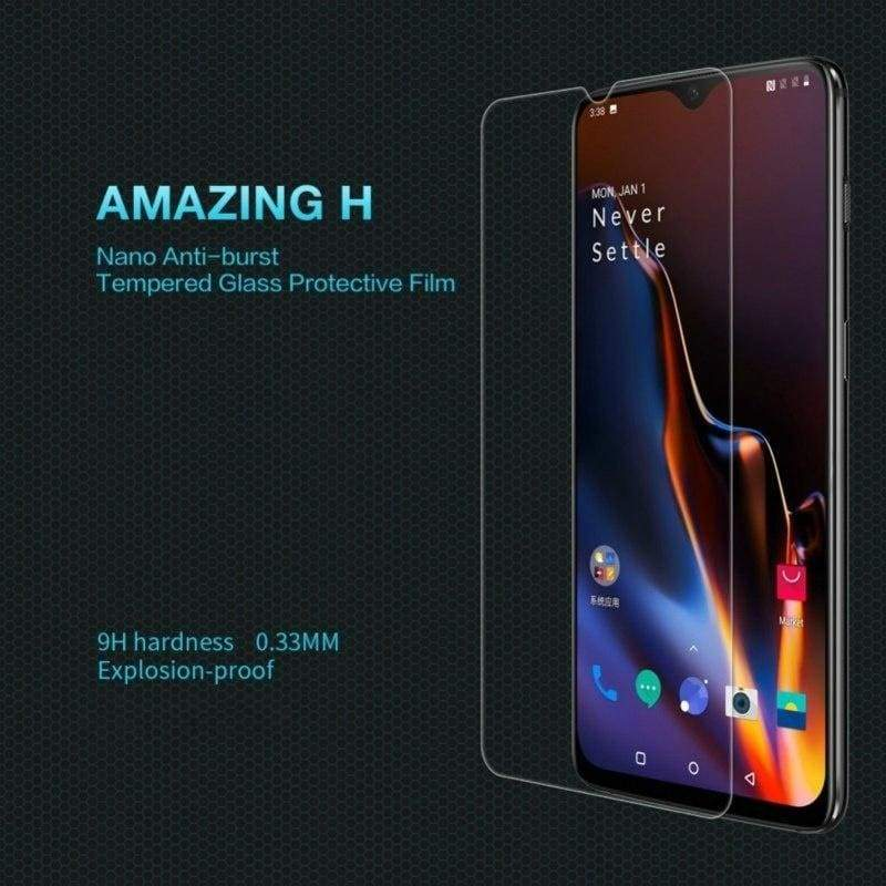 1/2 Tempered Glass Screen Protector film For OnePlus 7T 7 6T 6 5T 5 3T 3 X 2 One Pro Guard Protection
