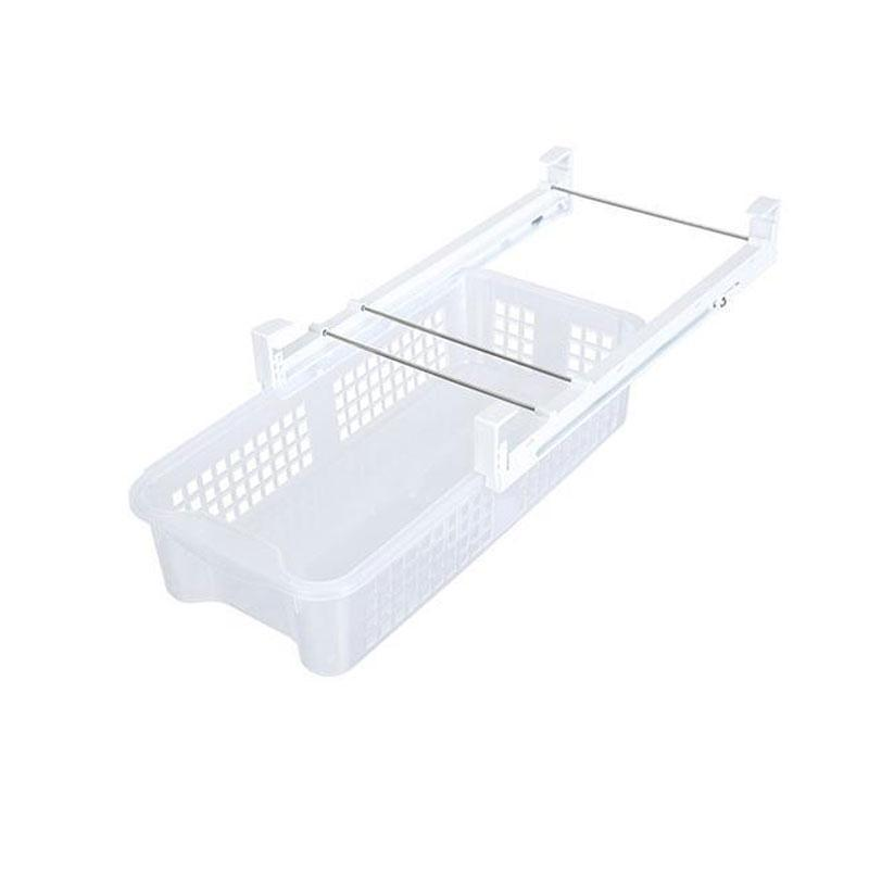SKRTEN Pull Out Refrigerator Storage Organizer Bin Drawer As Seen on TV