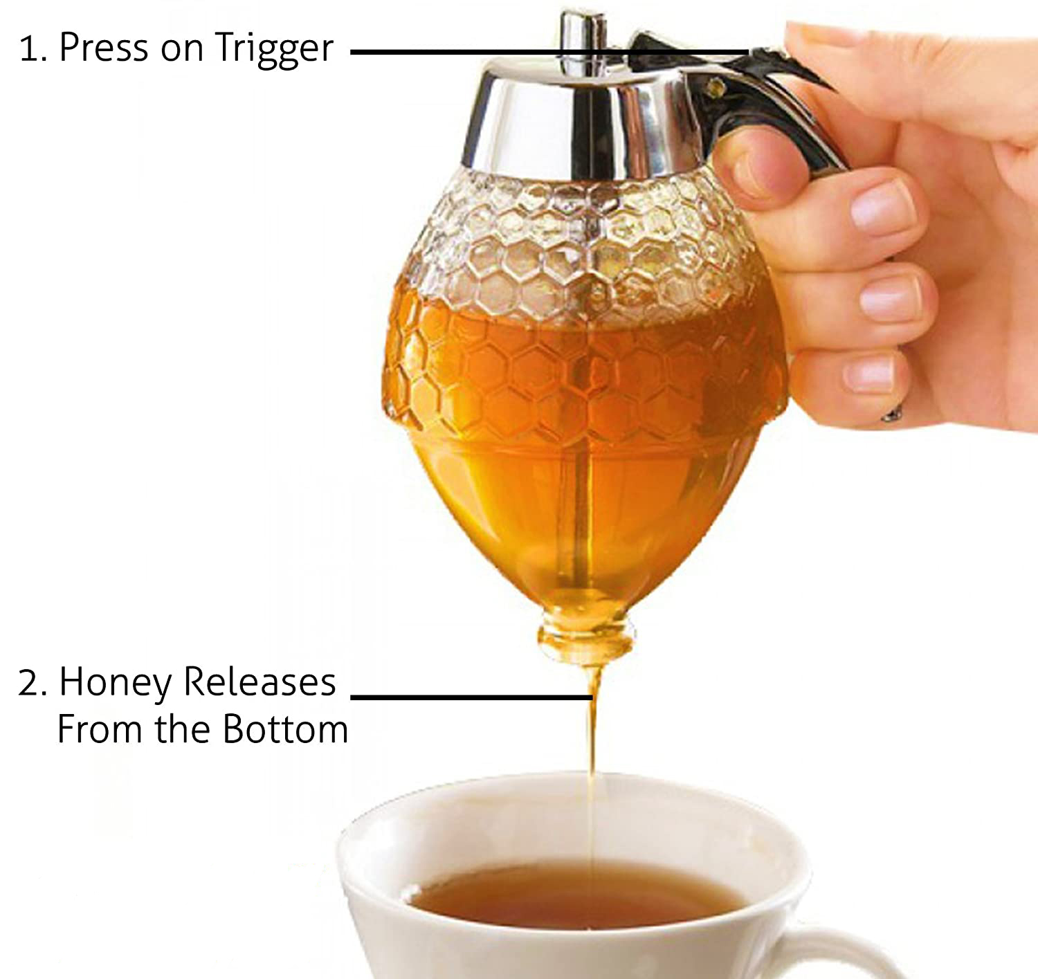(💥New Year Flash Sale💥-48% OFF)Honey Dispenser(Buy 3get1 free+free shipping)