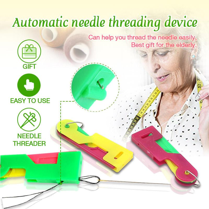 (New Year Sale- Save 48% OFF)Auto Needle Threader(Buy 3 get 2 free!)