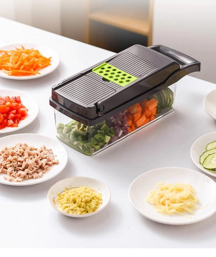 8in1 kitchen Vegetable Cutter/Peeler【Buy2 Free shipping】