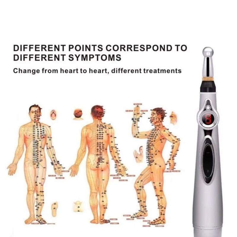 New Upgrade Muscle Acid Massager Healthy Care Pen  Acupuncture Pen Massage Tool