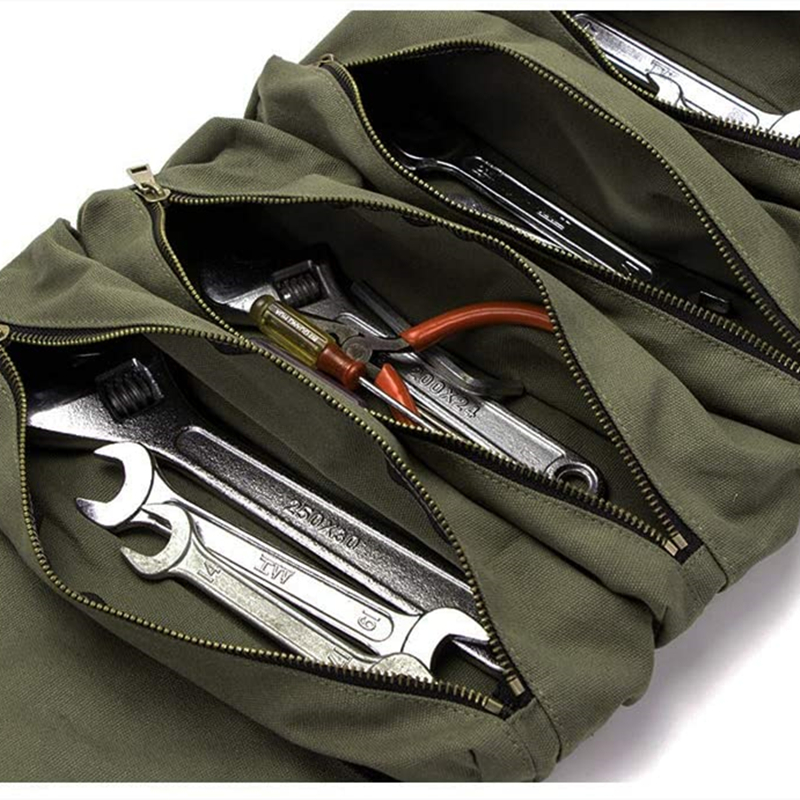 Multi-Purpose Roll Up Tool Bag