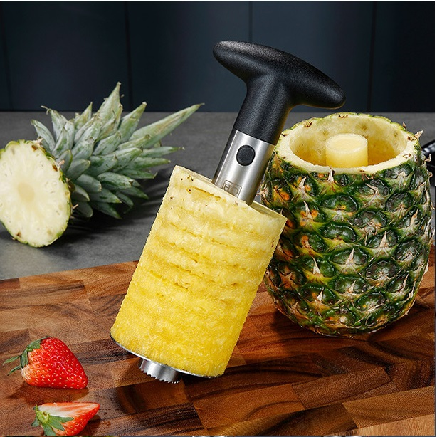Stainless steel pineapple watermelon peeler-Buy 10 Get Extra 30% OFF