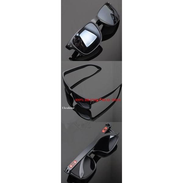 High Quality Summer New Fashion Unisex Outdoor Sports Brand Sunglasses (11 Colors to Choose From)