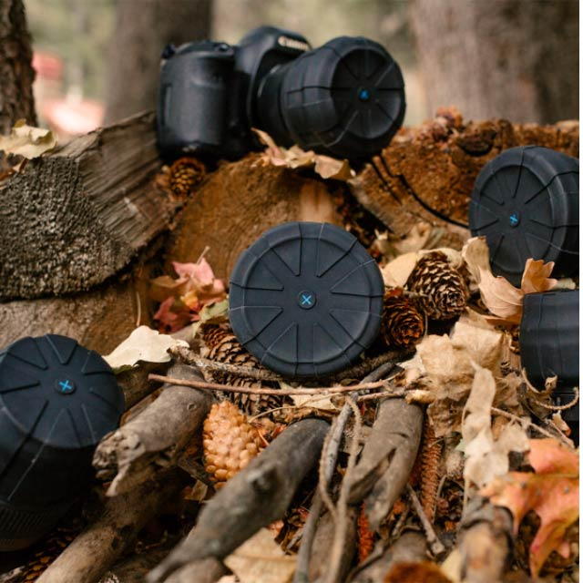 ULC™ - Multi-funtional Universal Lens Cap - The best way to protect your lenses.