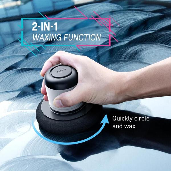 Car Auto Scratch Polishing Machine(get a free Towel + 100ml liquid wax)