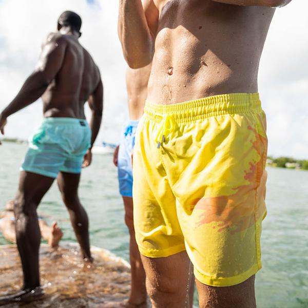 HYPER SWITCHS COLOR CHANGING SWIM TRUNKS