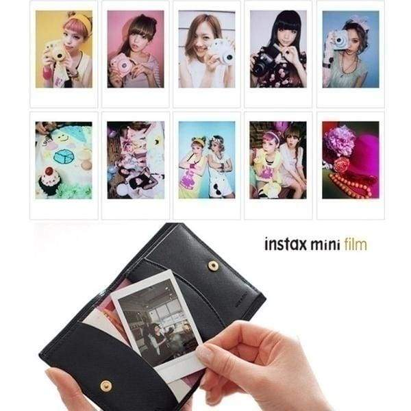 1-20 Sheets Instax Mini 8 9 Film  Instant Camera Instant Mini 8 9 7s 25 50s 90 Photo Paper White Film