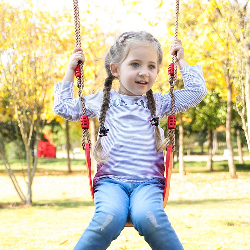 Swing Sets Color Eva Soft Board U-shaped Swing for Children,install Anywhere, Strong & Easy to Install