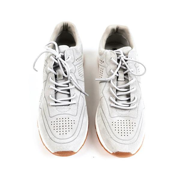 Lemmikshoes Suede Casual Lace-Up Comfortable Sneakers