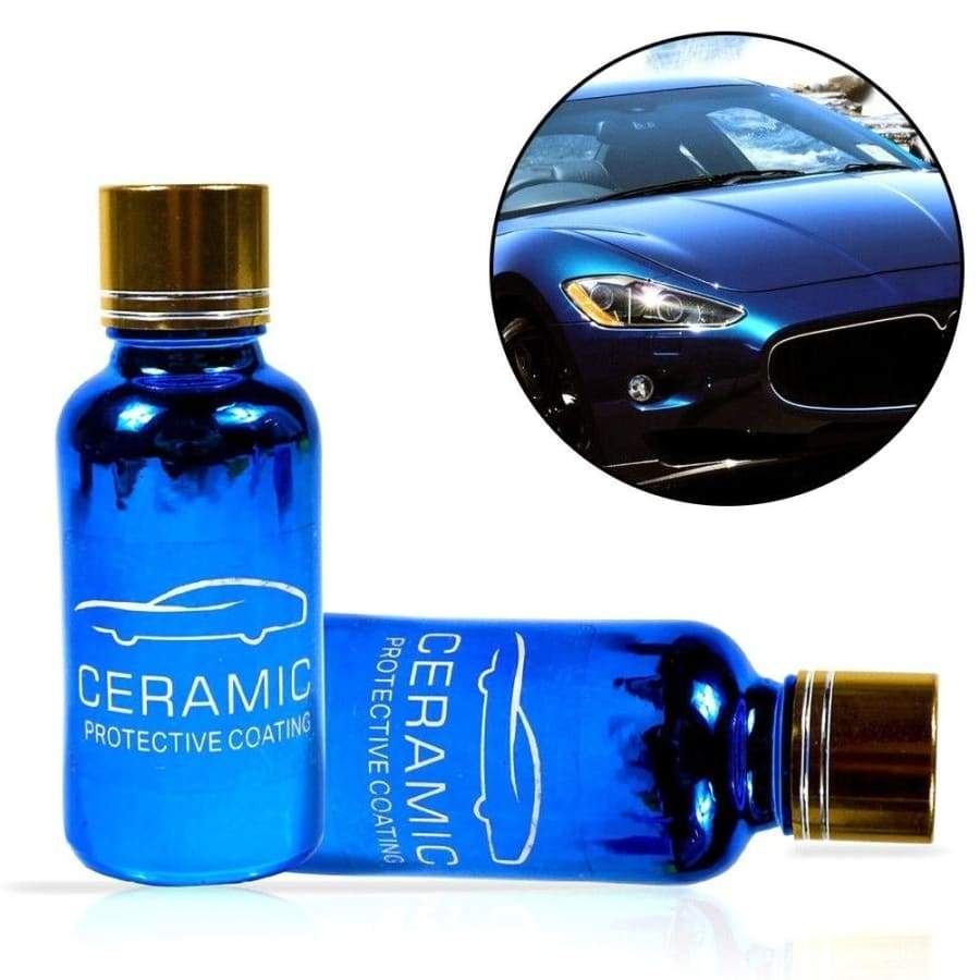 9H Car Hydrophobic Glass Coating Car Liquid Ceramic Coat Anti-scratch Paint Care