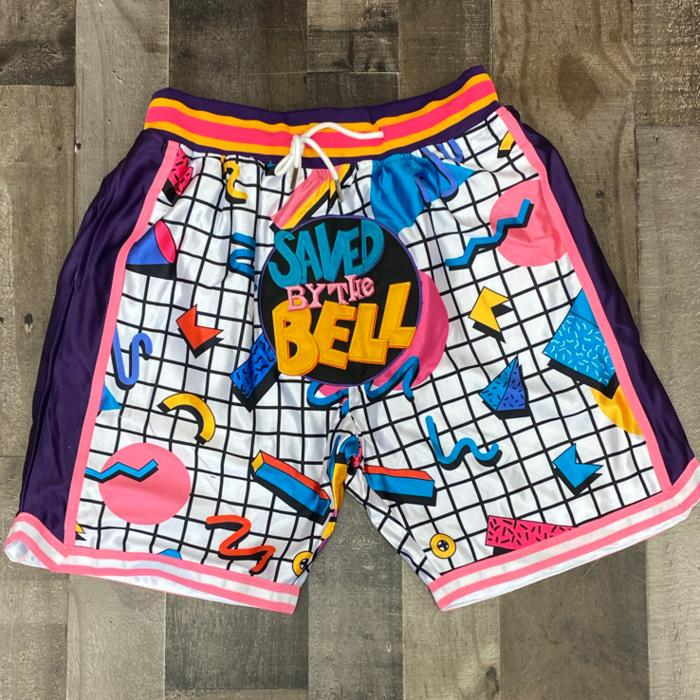 SAVED BY THE BELL SHORTS