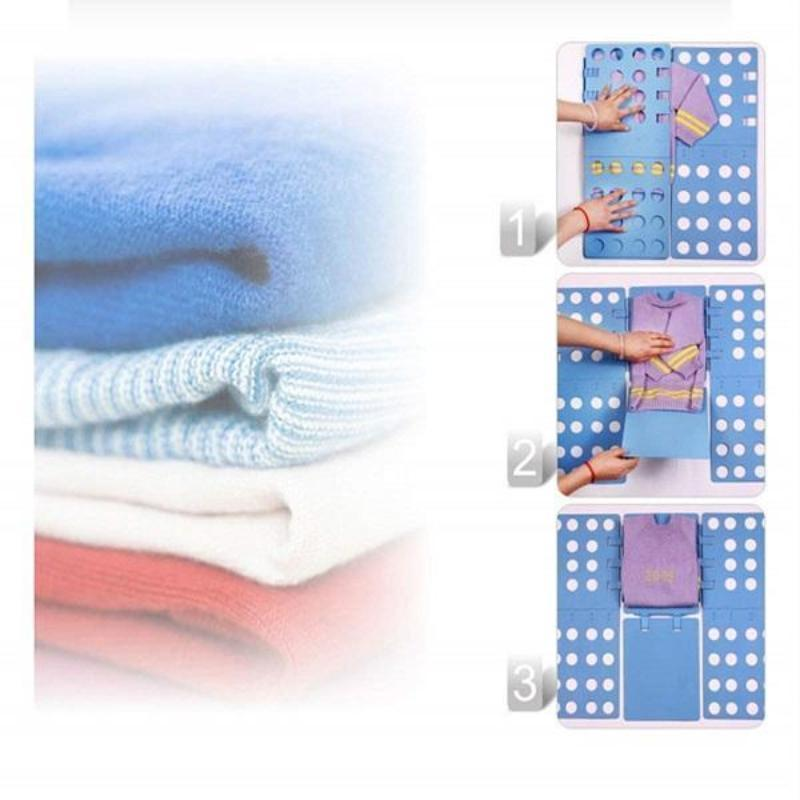 Adjustable Laundry Folding Board for T-Shirts/Pants/Towels
