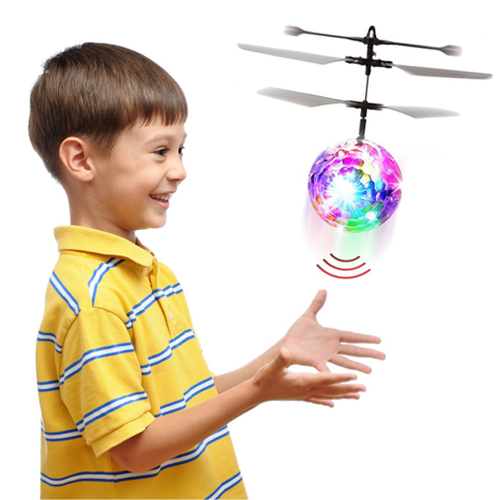 2020 Colored Flying Sphere