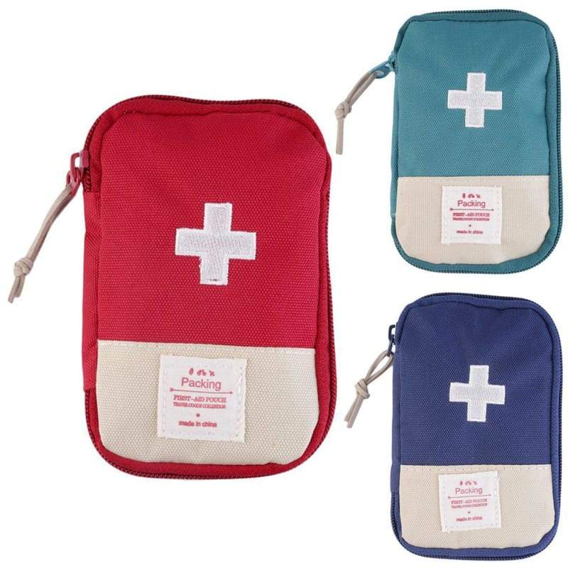First aid bag outdoor camping home survival travel