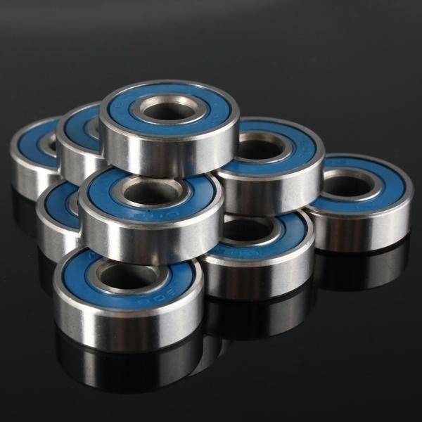 High quality 10Pcs Skateboard Longboard Roller Skate Wheels Scooter Spare Bearings Tool