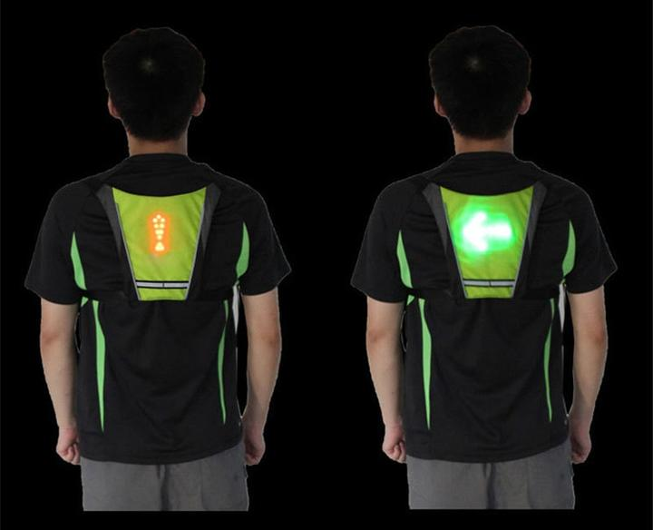 Cycling LED Signal Vest-Last Day Promotion 50% Off!