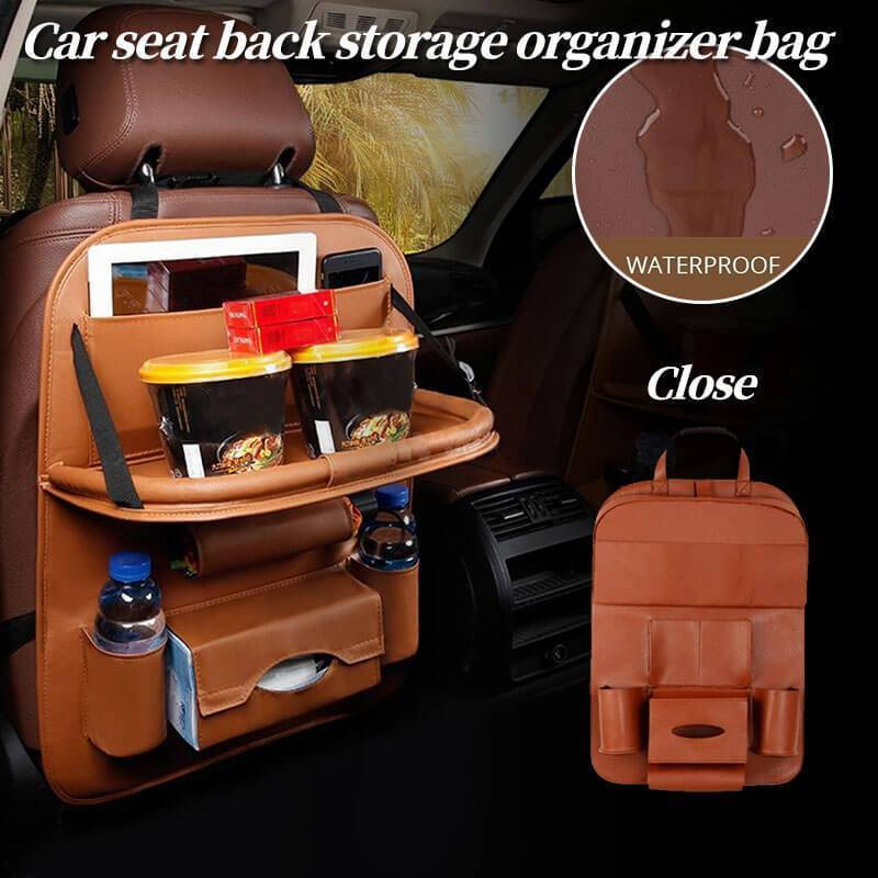 Car Backseat Organizer Bag