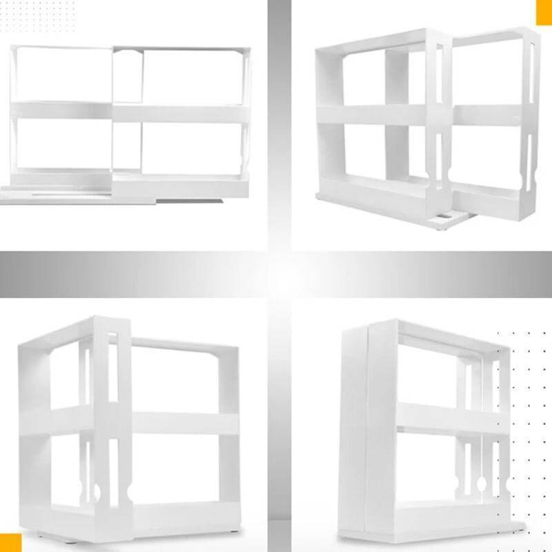 💥Spring Hot Sale 50% OFF💥 Multi-function Rotating Storage Rack & BUY 2 FREE SHIPPING