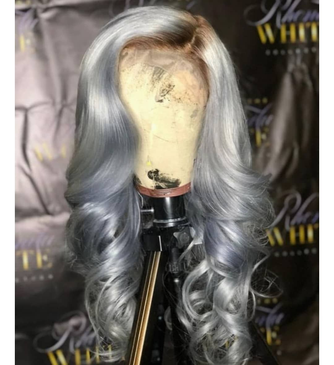 Gray Hair Wigs For African American Women Princess Jasmine Wig Places That Sell Wigs Near Me Cool Gray Hair Rihanna Wig White Girl Wigs